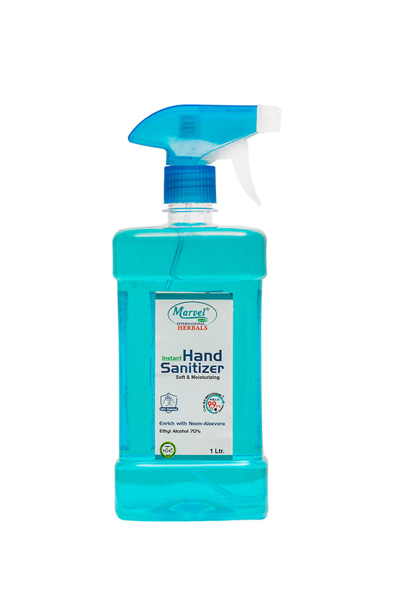 Hand Sanitizer (Liquid) - 1L (Sprayer)