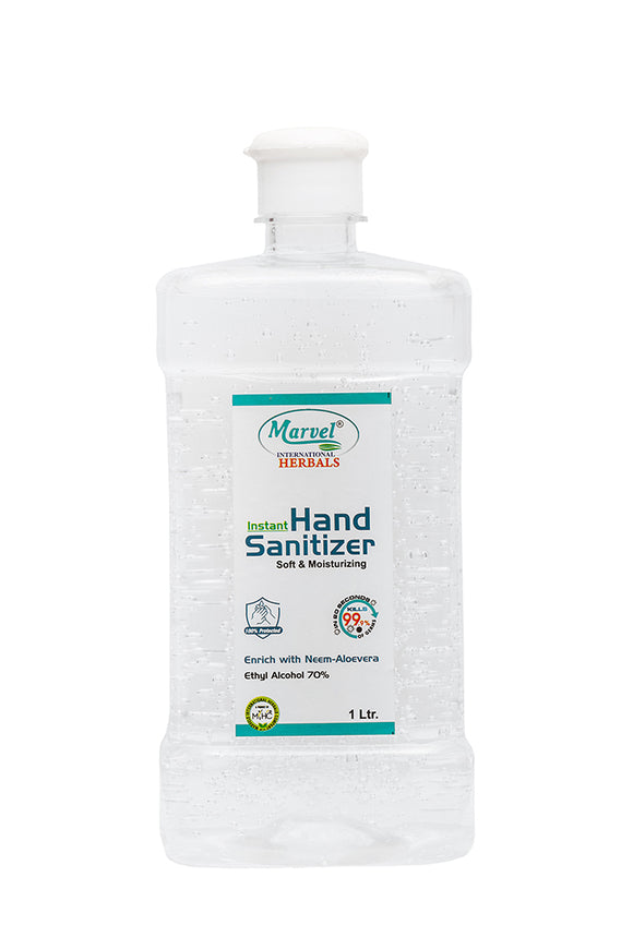 Hand Sanitizer (Gel) - 1L