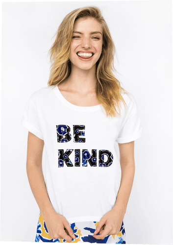 The Brit Be Kind Tee