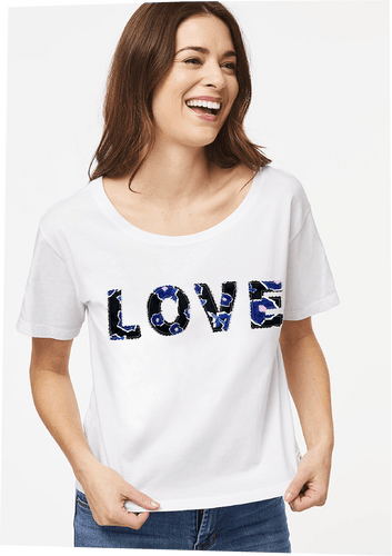 The Brit Love Tee