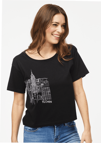 The Cityscape Brit Tee