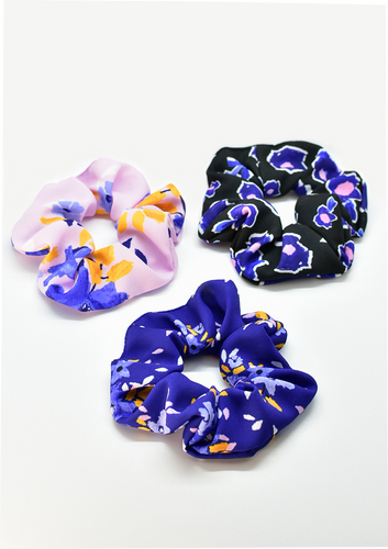 The Scrunchie Set