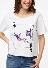 Load image into Gallery viewer, The Love Birds Brit Tee