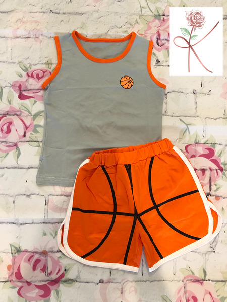 Basketball Shorts Set