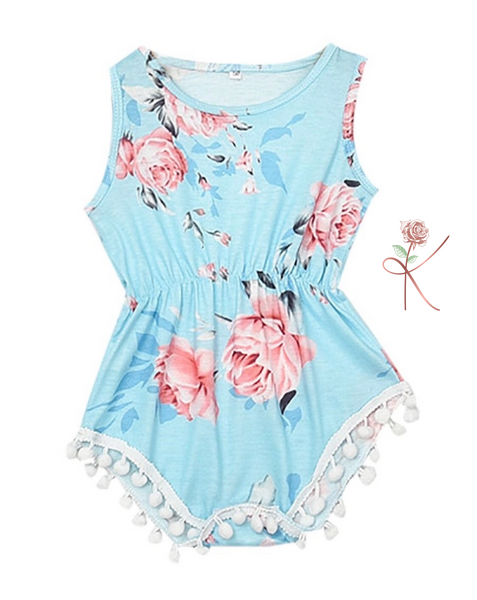 Mommy and Me Baby Romper