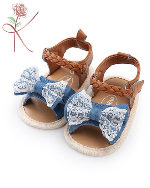 Bow Knot Sandals