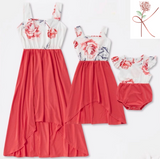 Mommy and Me Kids Dress