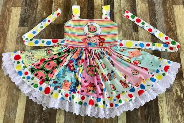 Cocomelon dress