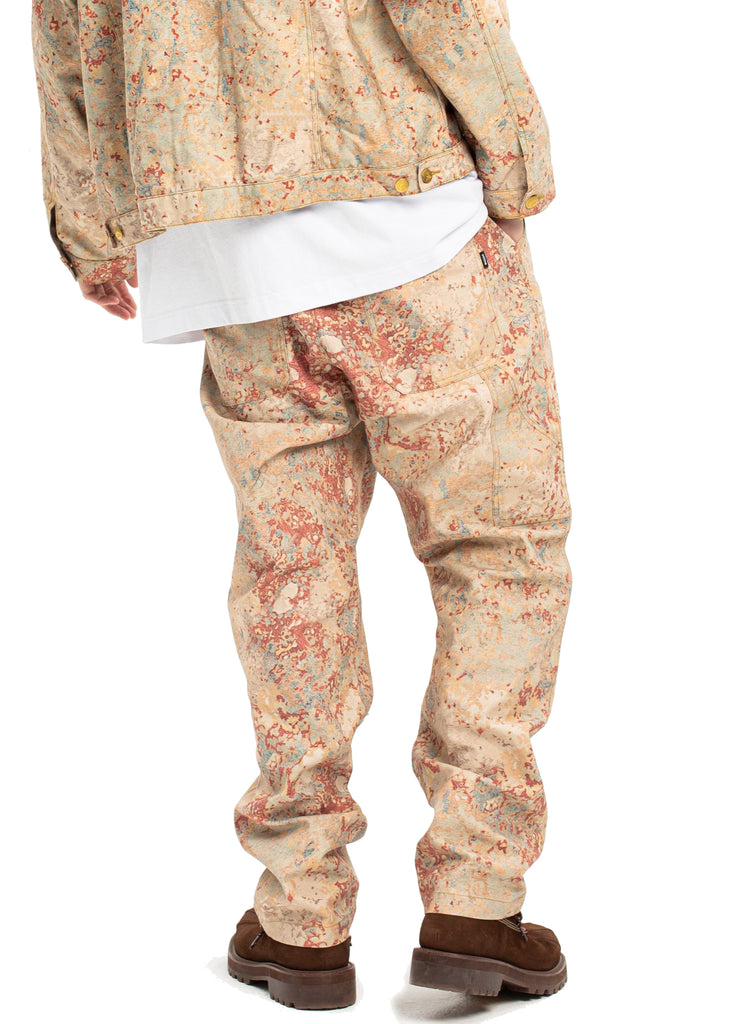 WHOOSIS Desert Camouflage Cargo Pants