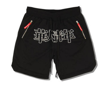 OCCUPY  MESH SHORTS