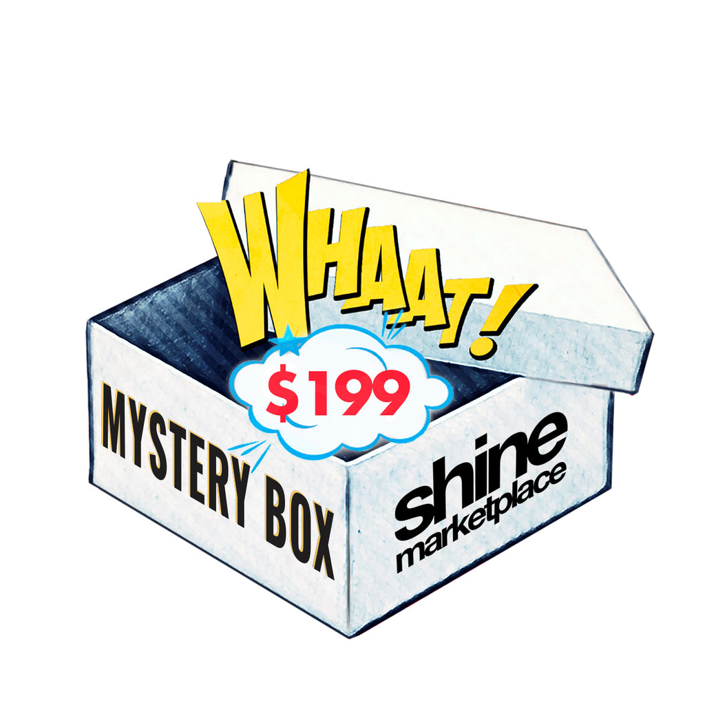 Shine Marketplace Mystery Box B - Value at $270