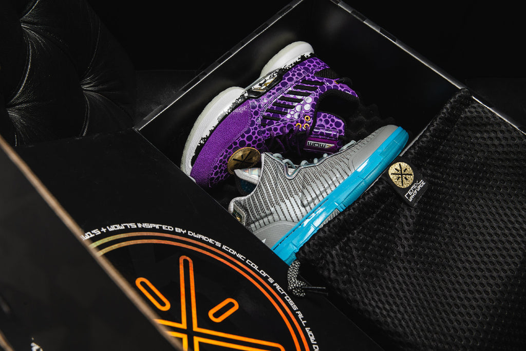 Li Ning Way of Wade Remix 1/6: WOW1 + WOW7