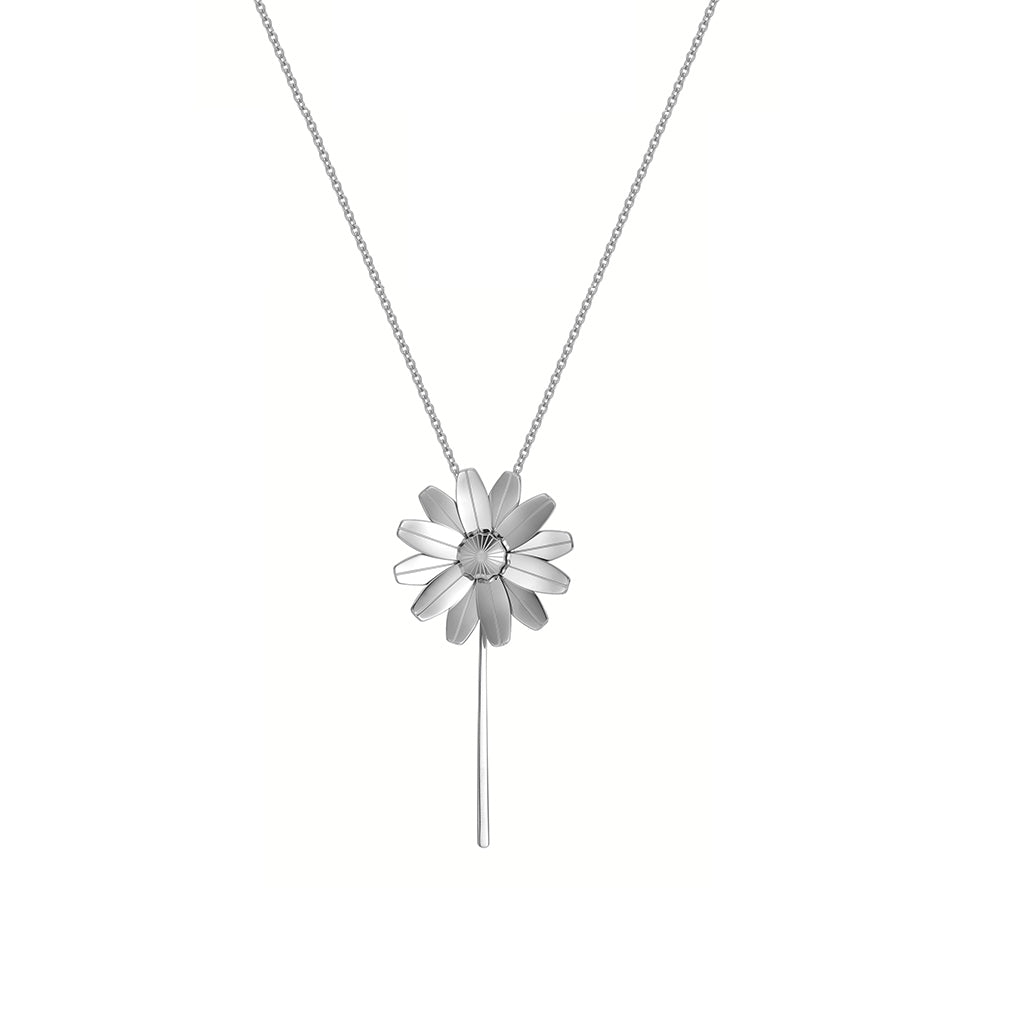 LURS Rotatable Daisy Necklace