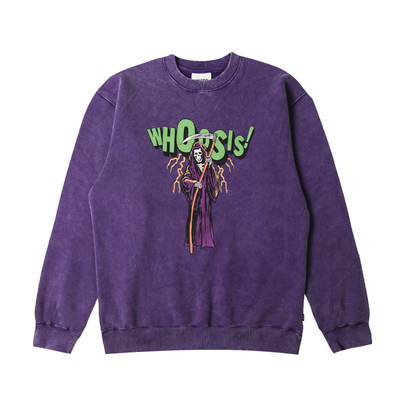 WHOOSIS Death Sweater