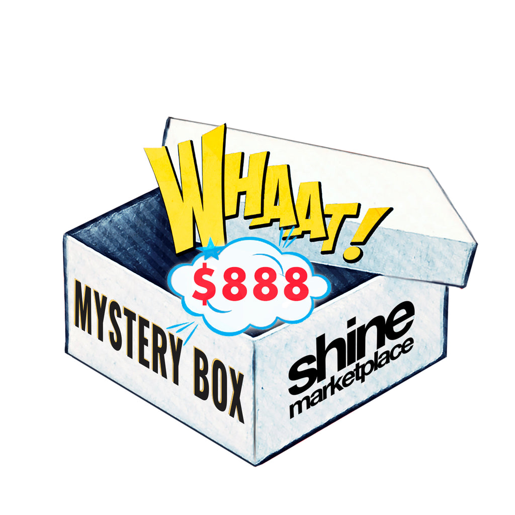 Shine Marketplace Mystery Box D - Value at $1200