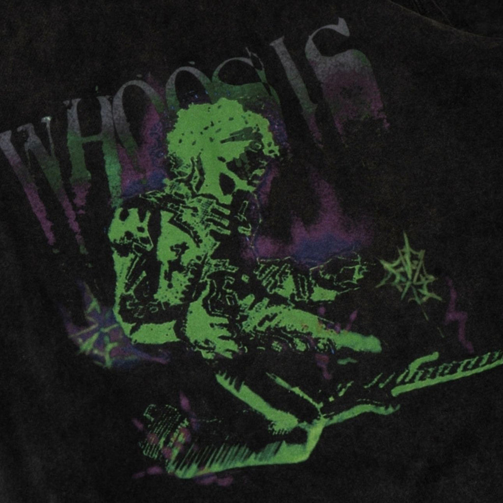 WHOOSIS Rock & Roll Tee
