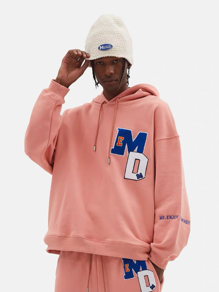 MEDM Sweater Suit Pink