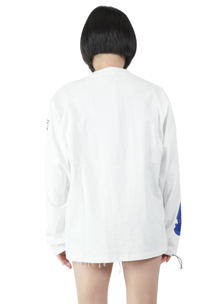 VSV Long Sleeve White