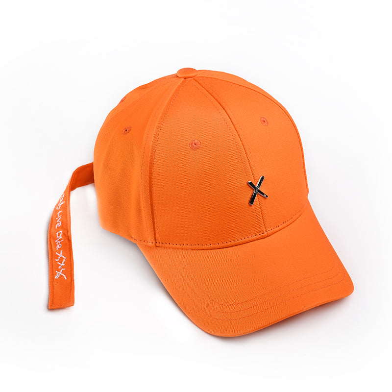 Xotic Double D Ring Longstrap Cap Orange