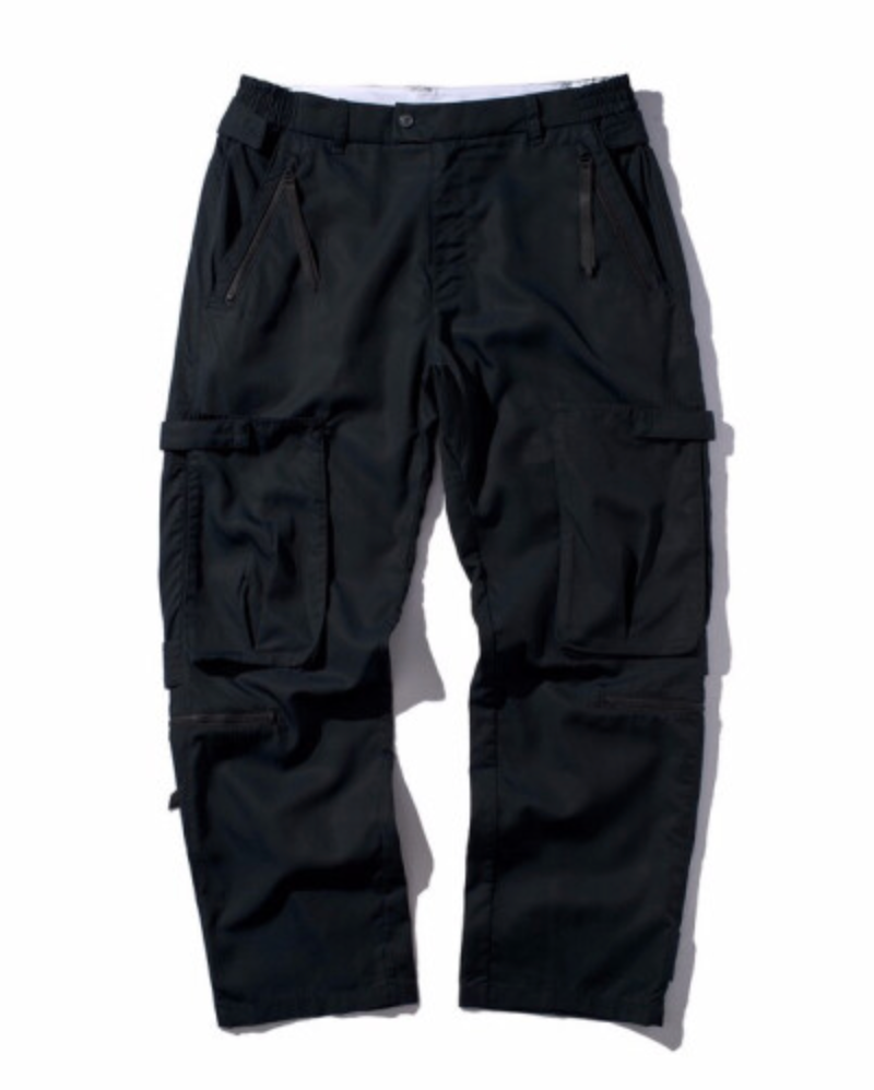 Li Ning BadFive Pants Black'足不出沪""