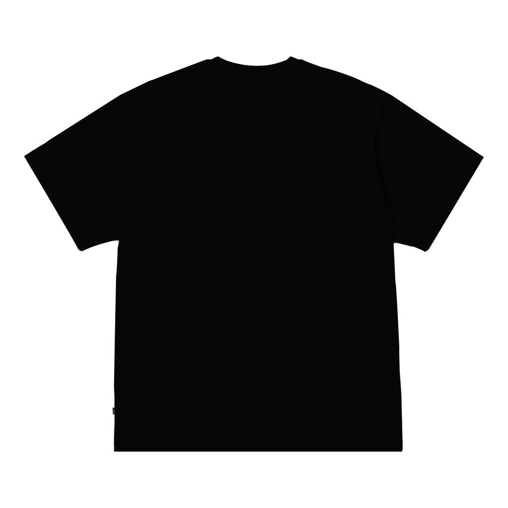 WHOOSIS Thermal Imaging Tee Black