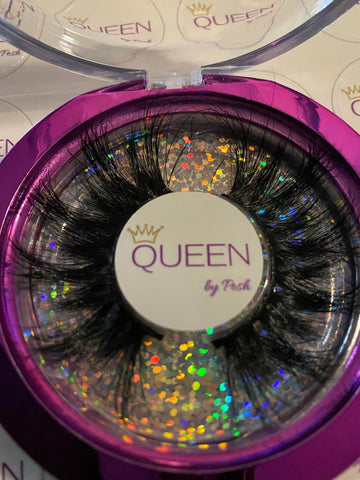 Posh Queen Lashes - Queen and Posh
