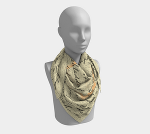 "All Islay Distilleries ""Silky"" Scarf"