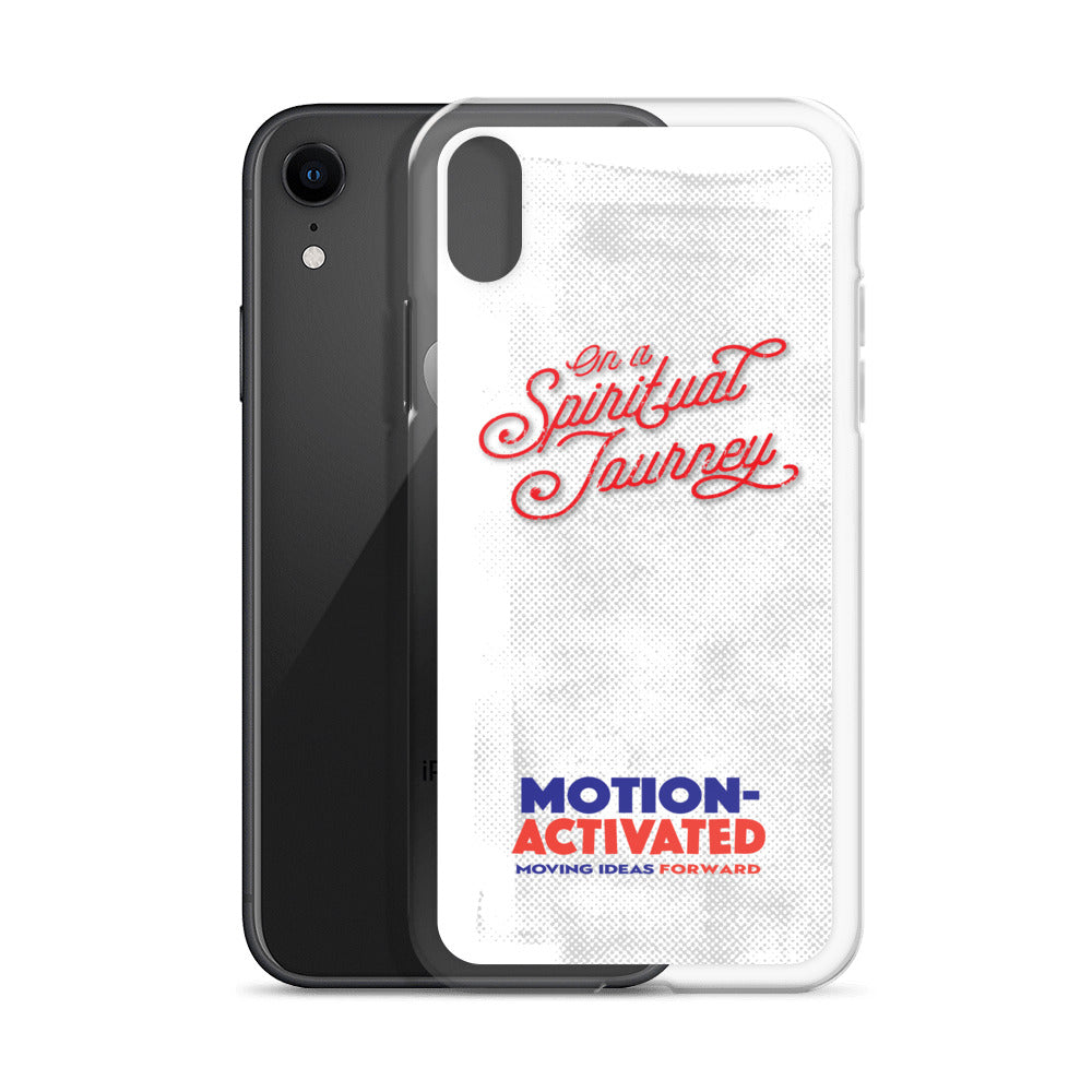 Spiritual Journey iPhone Case