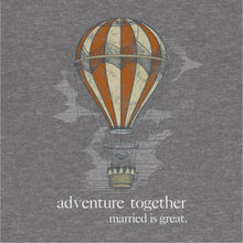 "Load image into Gallery viewer, Men's ""Adventure"" Tee"