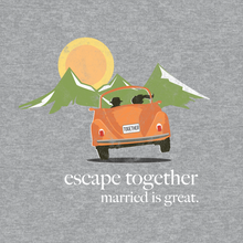 "Load image into Gallery viewer, Women's ""Escape"" Tee"