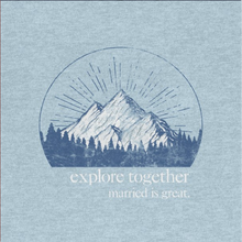 "Load image into Gallery viewer, Women's ""Explore"" Tee"