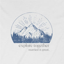"Load image into Gallery viewer, Men's ""Explore"" Long Sleeve"