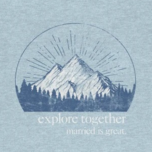 "Load image into Gallery viewer, Men's ""Explore"" Tee"