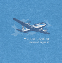 "Load image into Gallery viewer, Men's ""Wander"" Tee"