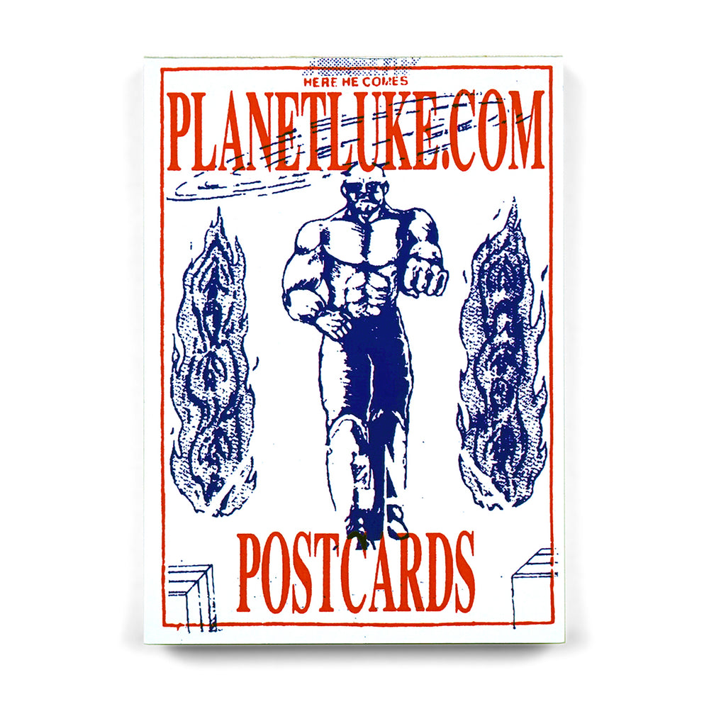 PLANETLUKE.COM POSTCARD COLLECTION