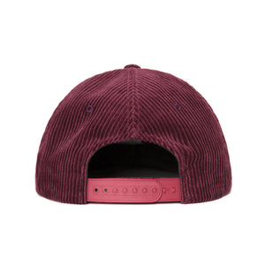 Load image into Gallery viewer, 'SCREW' Cap Burgundy