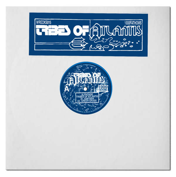 """TRIBES OF ATLANTIS"" E.P"