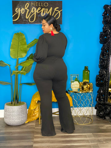 Black Hayden Jumpsuit