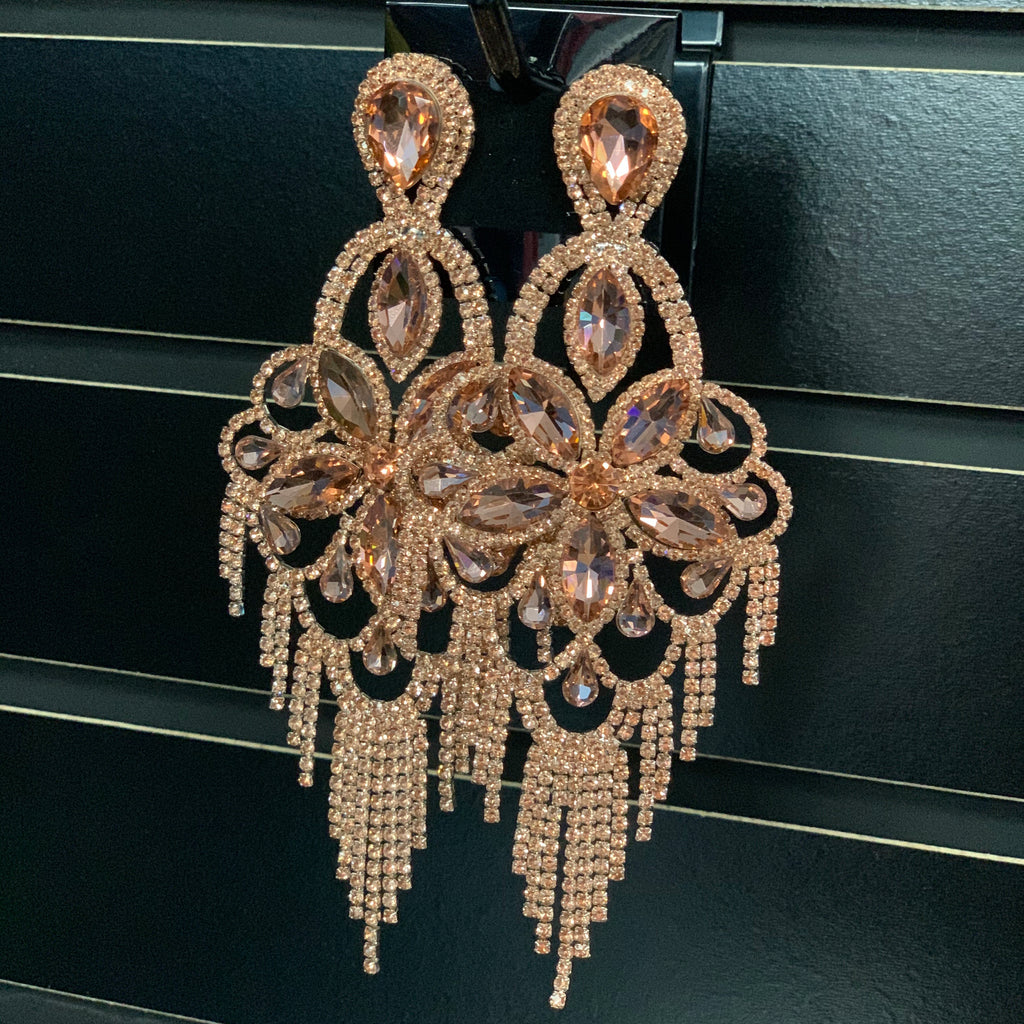 Bronze Gia Earrings