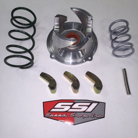 SSI BACK COUNTRY PRO SHIFT CLUTCH KIT LOW ALTITUDE