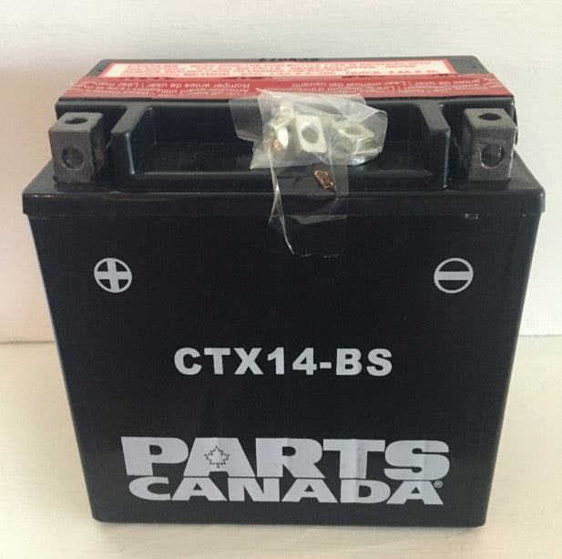 CTX14-BS Battery Parts Canada
