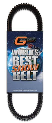 GBoost Technology World's Best Snow Belt