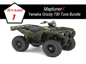 Yamaha Grizzly Stage 1 Tune Bundle