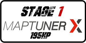 MaptunerX Stage 1 195HP