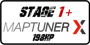 MaptunerX Stage 1+ 198HP