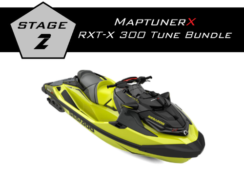 Sea-Doo RXT-X 300 Stage 2 Tune Bundle 2020