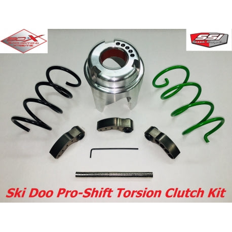 SSI PROSHIFT TORSION OVERDRIVE CLUTCH KIT (LOW ELEVATION)