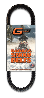GBoost Technology Badass Snow Belt Arctic Cat
