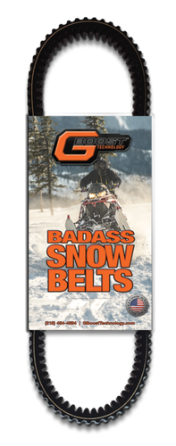 GBoost Technology Badass Snow Belt