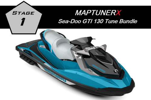 Sea-Doo GTI 130 Stage 1 Tune Bundle